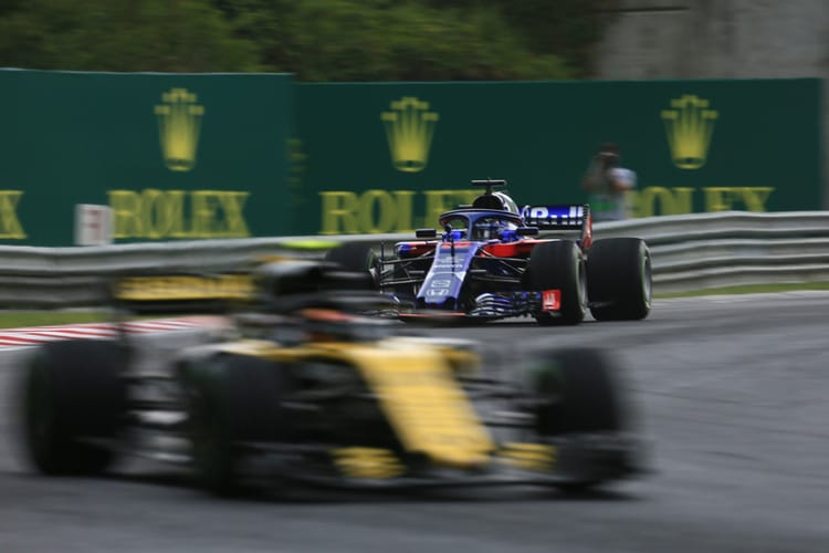 Carlos Sainz Jr and Pierre Gasly are both candidates for Red Bull promotion