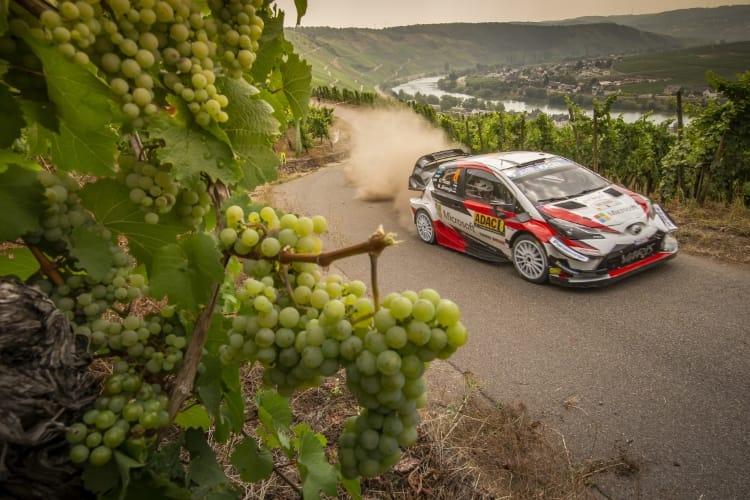 FIA World Rally Championship 2018 / Round 09 / Rallye Deutschland 2018 / August 16-19, 2018 // Worldwide Copyright: Toyota Gazoo Racing WRC