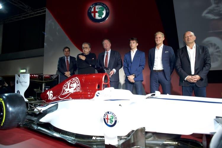 Alfa Romeo Sauber F1 Team - Formula 1