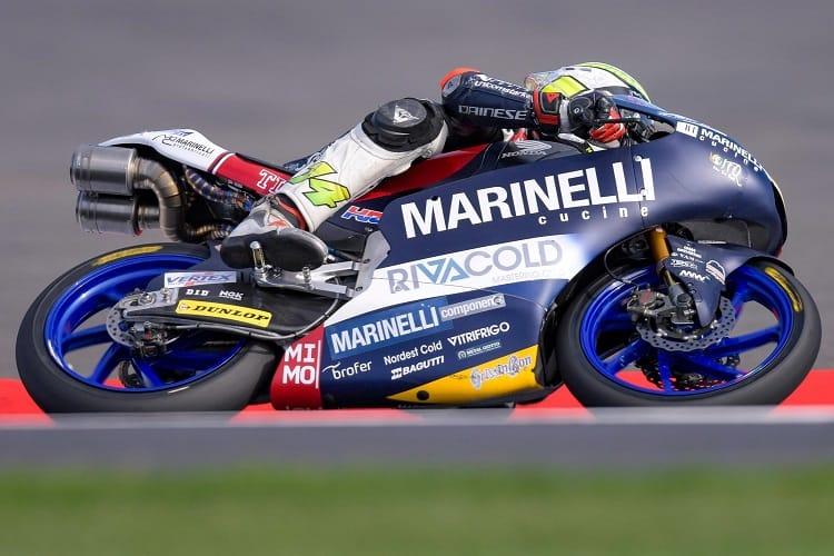 Tony Arbolino - Silverstone