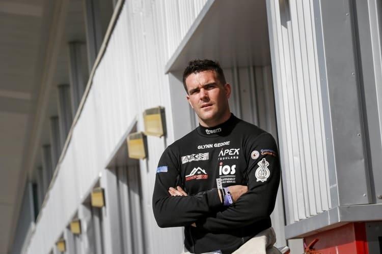 Glynn Geddie Porsche GT3 Cup Challenge Middle East