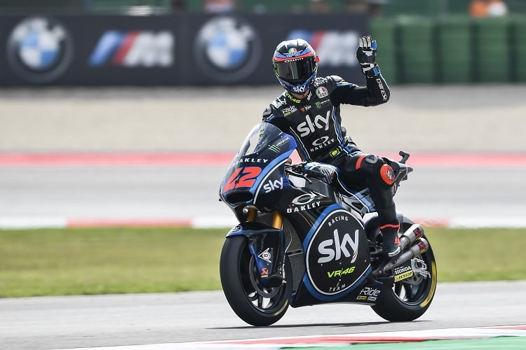Francesco Bagnaia - Photo Credit: Sky Racing Team VR46