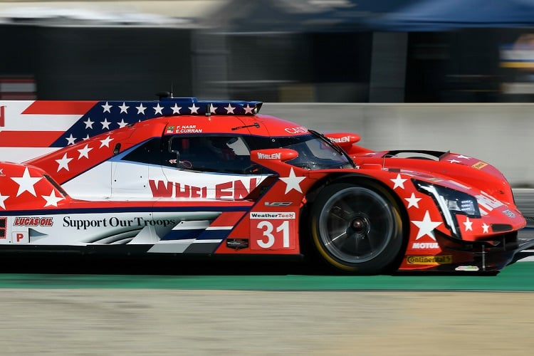 Whelen Engineering Racing - IWSC Continental Tire Monterey Grand Prix
