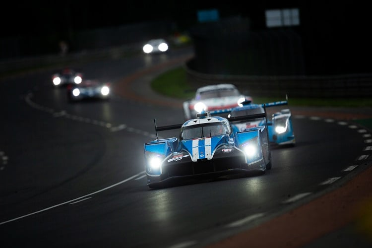 Manor Racing splits with CEFC TRSM and Ginetta