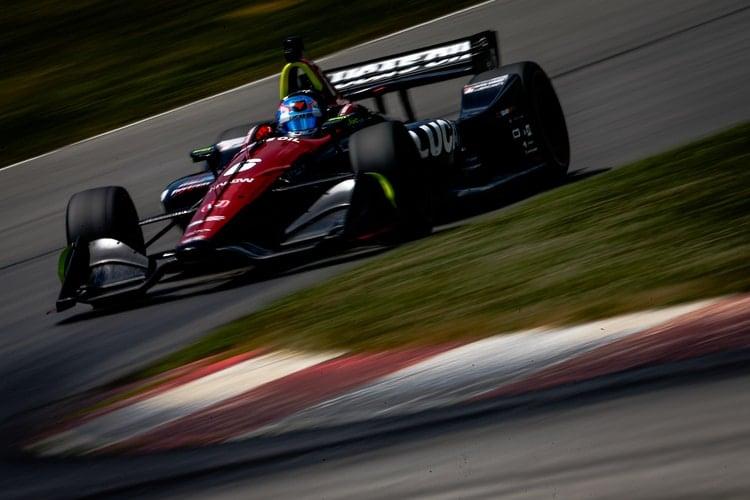 Robert Wickens (CAN), Schmidt Peterson Motorsports, 2018 Verizon IndyCar Series, Mid-Ohio