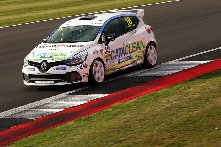 Daniel Rowbottom Renault UK Clio Cup