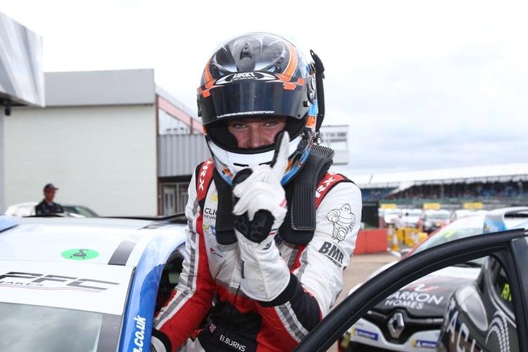 Bradley Burns Clio Cup