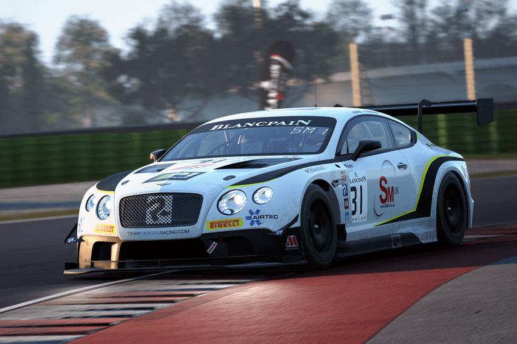 Bentley Continental GT3 - Assetto Corsa Competizione