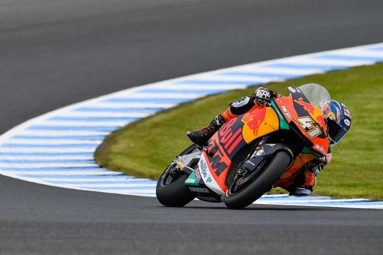 Brad Binder - Photo Credit: MotoGP.com