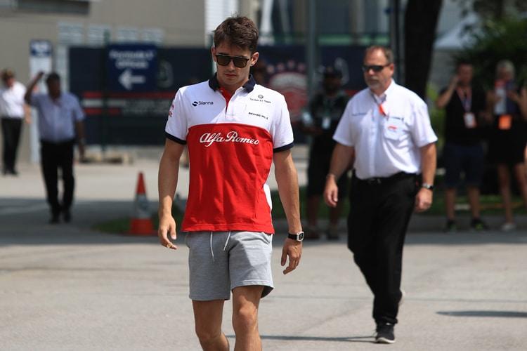 Charles Leclerc - F1