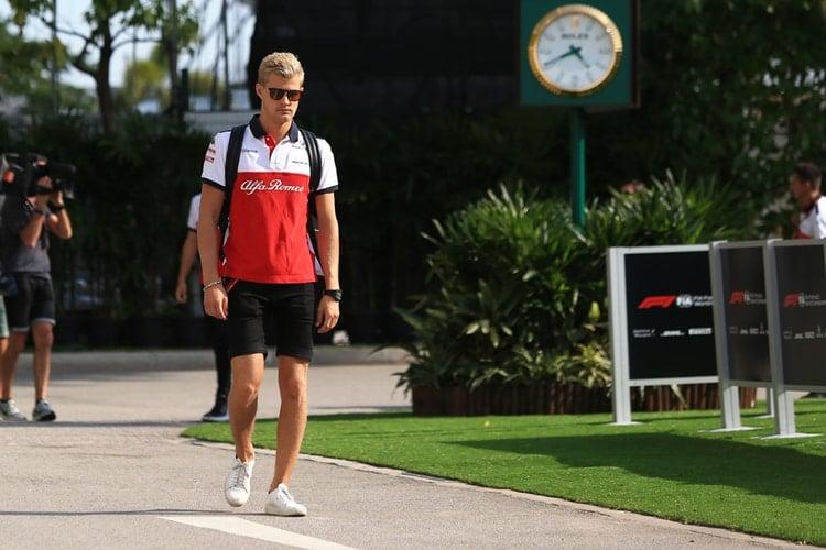 Marcus Ericsson - F1