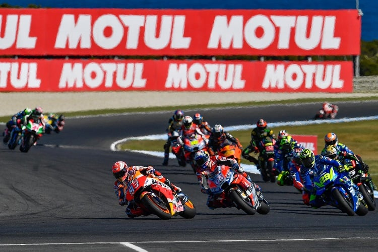 Marc Marquez - Photo Credit: MotoGP.com