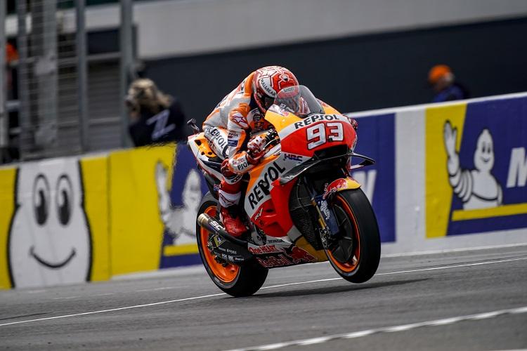 Marc Marquez - Photo Credit: Repsol Honda