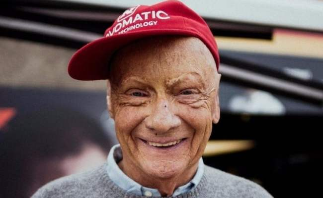 Niki Lauda Released From Hospital Following Successful