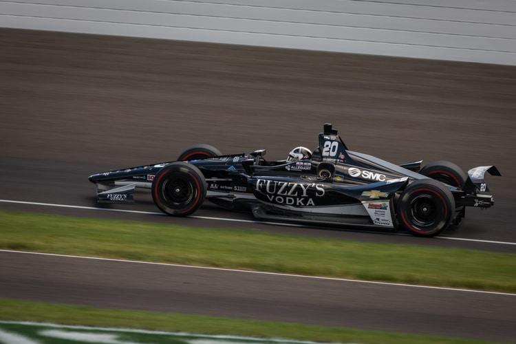 Ed Carpenter (USA), Ed Carpenter Racing, 2018 Verizon IndyCar Series, Indianapolis 500