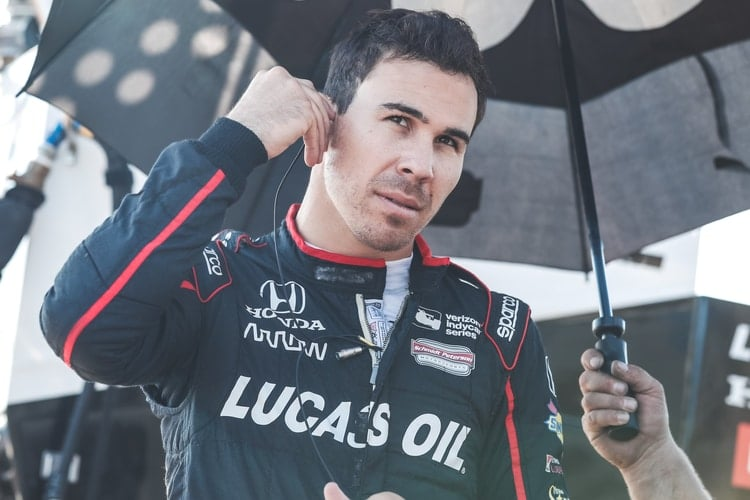 Robert Wickens (CAN), Schmidt Peterson Motorsports, 2018 Verizon IndyCar Series, Mid-Ohio