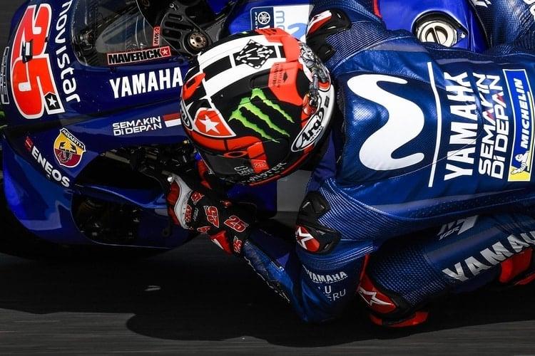 Maverick Vinales Australian MotoGP 2018