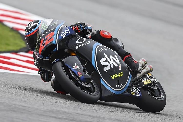 Francesco Bagnaia - Photo Credit: Sky Racing Team VR46