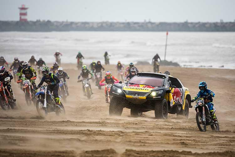 Sébastien Loeb - 2019 Dakar Rally Launch