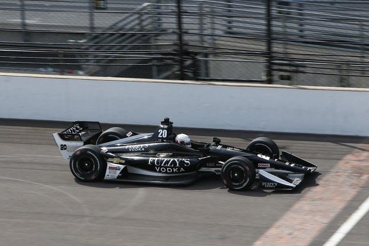Jordan King (GBR), 2018 Verizon IndyCar Series, Grand Prix of Indianapolis, Ed Carpenter Racing