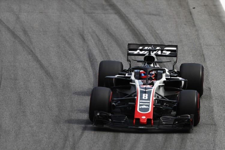 Romain Grosjean - Formula 1 - 2018