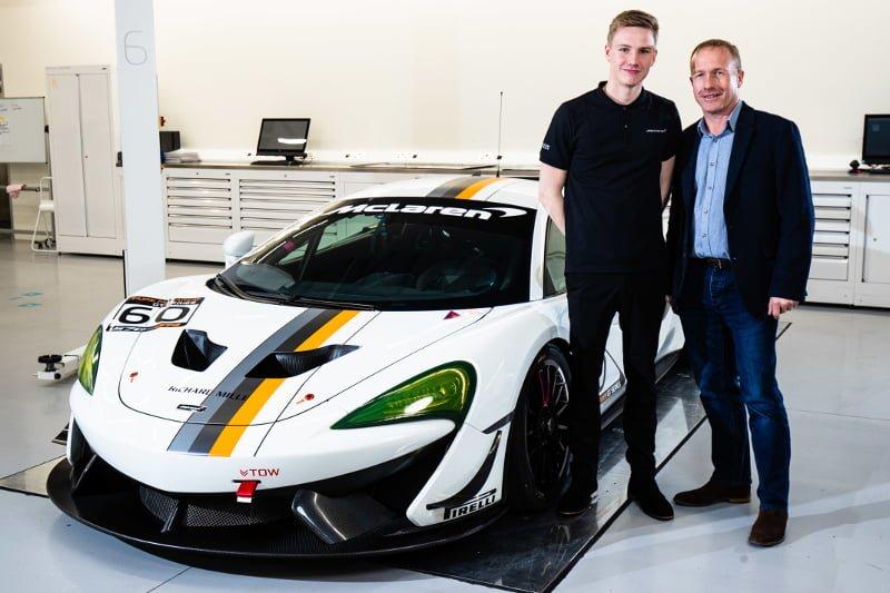 James Dorlin - McLaren Automotive