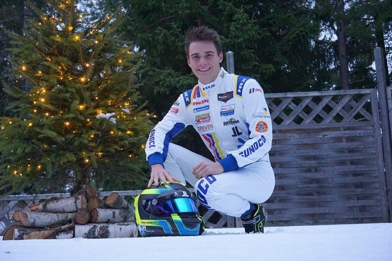 Linus Lundqvist - Precision Performance Motorsport - Sunoco Whelen Challenge winner 2018