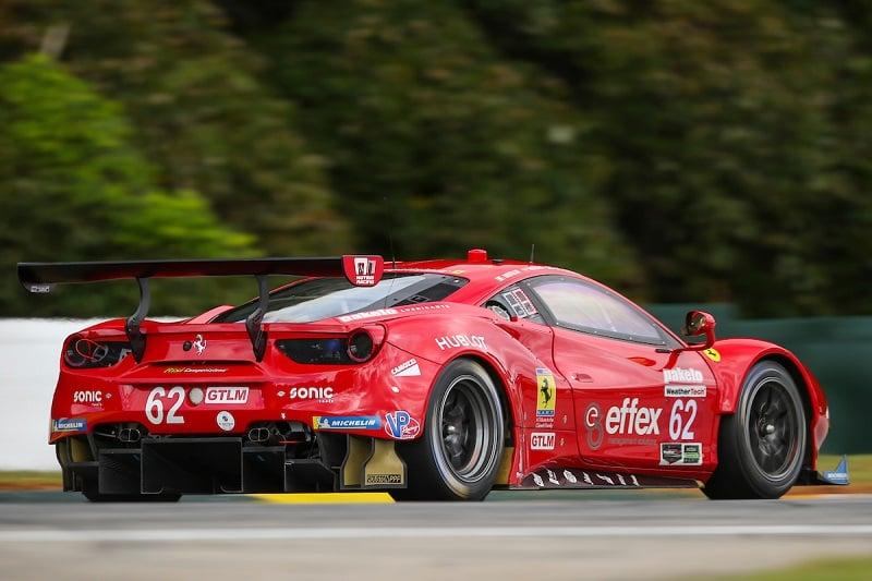 Risi Competizione - Motul Petit Le Mans