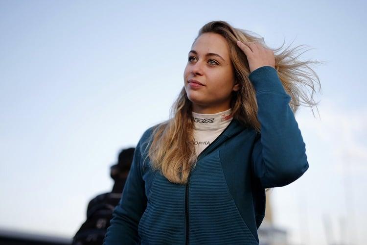 Sophia Flörsch - Van Amersfoort Racing - Hockenheimring