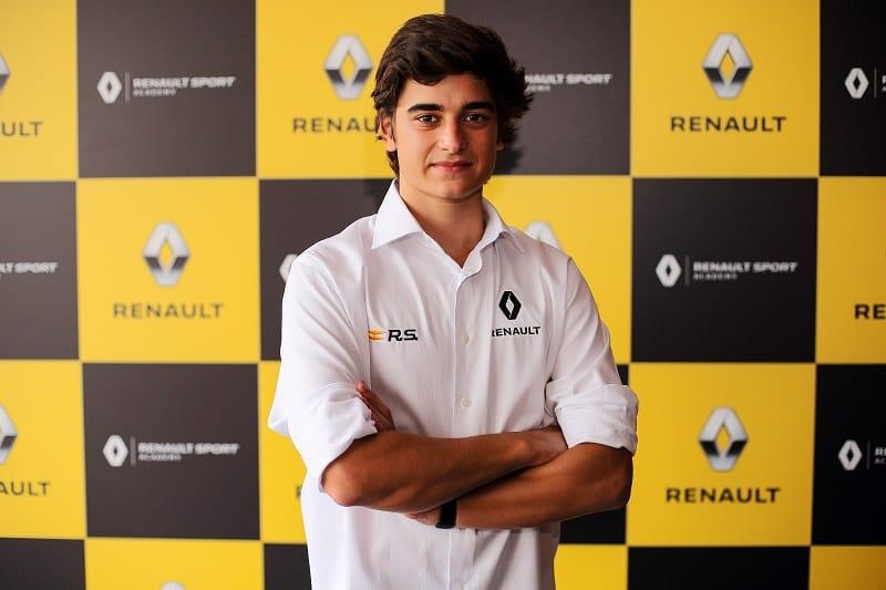 Caio Collet - R-ace GP - Renault Sport Academy