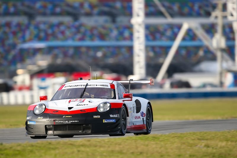 Porsche GT Team - Roar Before the 24 - Daytona International Speedway