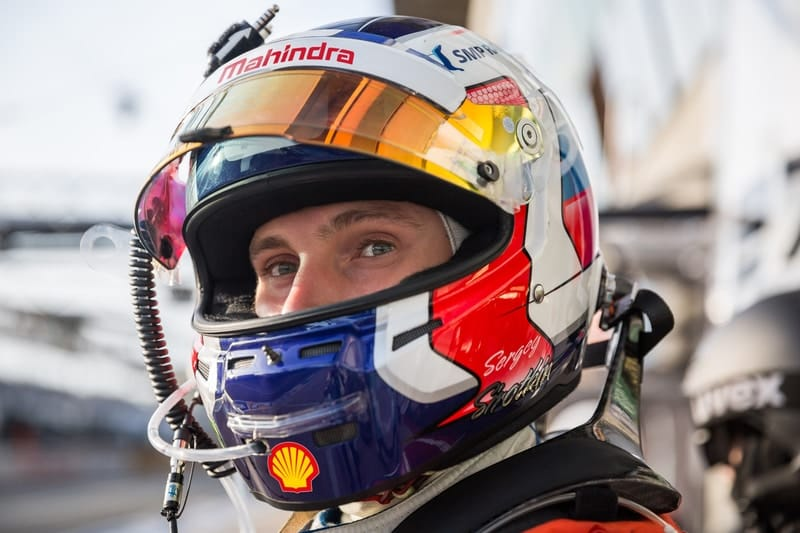 Sergey Sirokin, Mahindra Racing