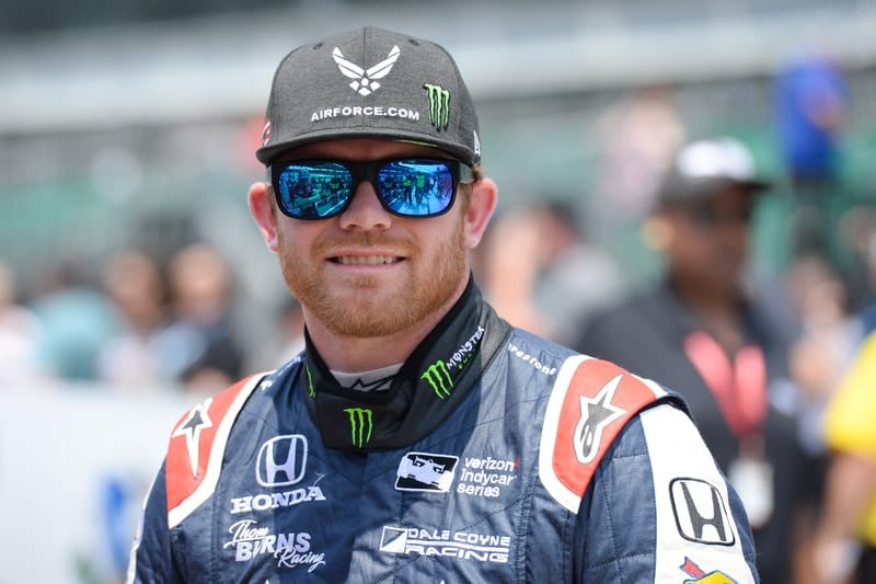 Conor Daly (USA), Dale Coyne Racing, 2018 Verizon IndyCar Series, Indianapolis 500