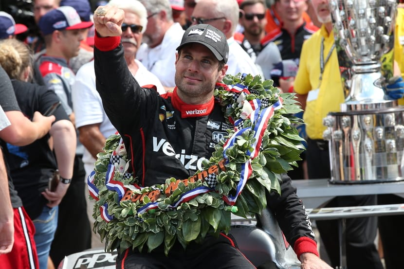 Will Power (AUS), 2018 Verizon IndyCar Series, Indianapolis 500, Team Penske
