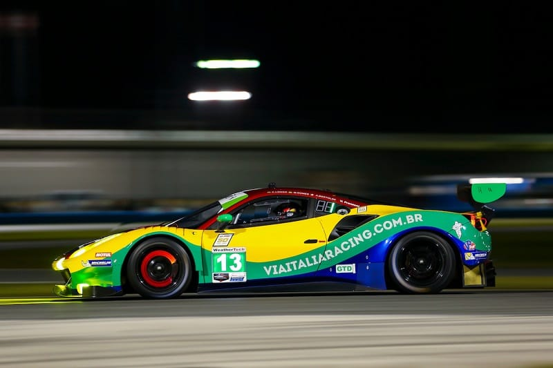 Via Italia Racing - Roar Before the 24 - Daytona International Speedway