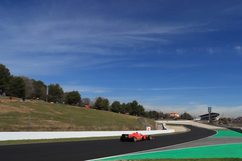 Sebastian Vettel - Formula 1 - 2018 Winter Testing