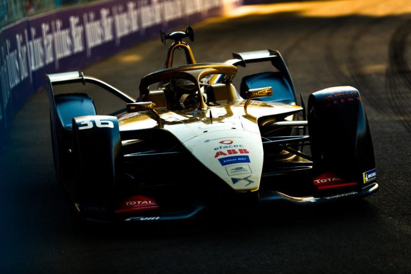 Andre Lotterer - DS Techeetah at the 2019 Santiago E-Prix