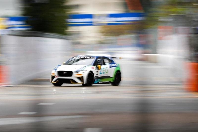 Caca Bueno- Jaguar Brazil Racing- Hong Kong