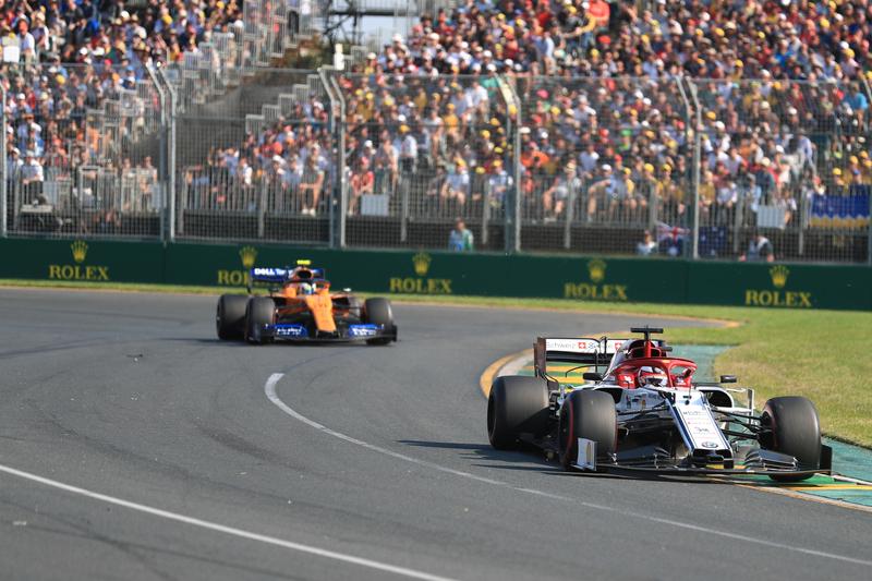 Kimi Räikkönen - Alfa Romeo Racing - Australia GP