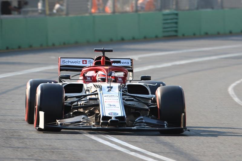 Kimi Raikkonen - Alfa Romeo Racing - Albert Park