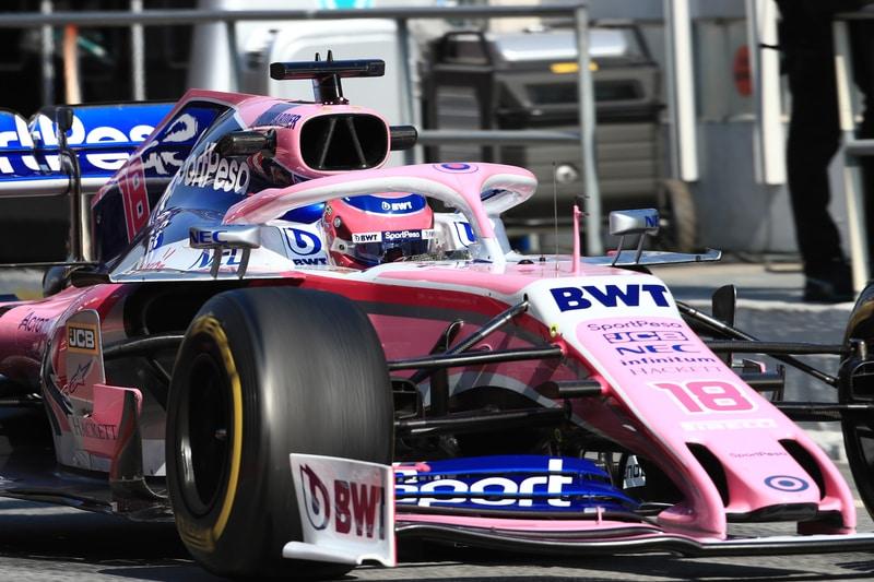 Lance Stroll - Racing Point F1 Team - Pre-Season Test 2 - Circuit de Barcelona-Catalunya