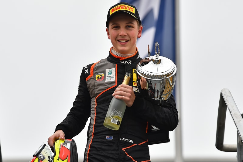 Liam Lawson - MP Motorsport