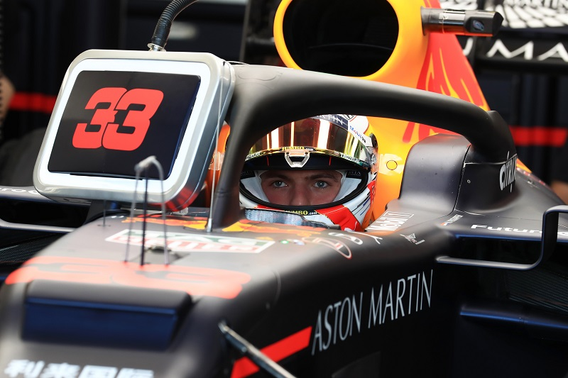 Max Verstappen - Aston Martin Red Bull Racing - Albert Park