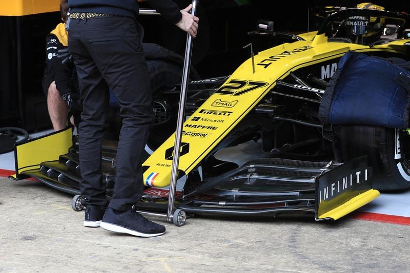 Nico Hulkenberg - Pre-Season Test