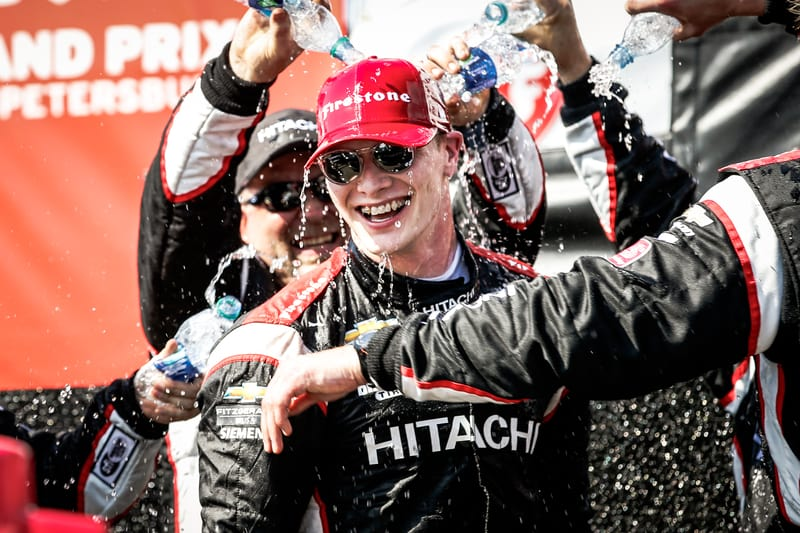 Josef Newgarden (USA), 2019 NTT IndyCar Series, Team Penske, Grand Prix of St. Petersburg