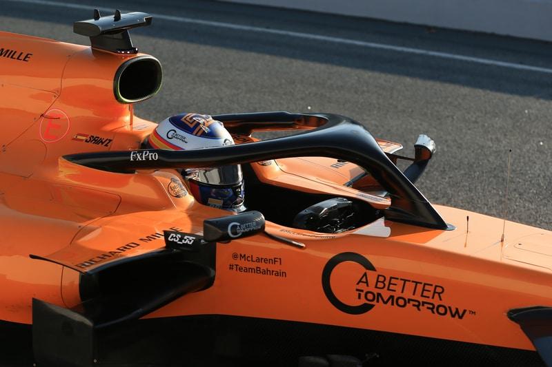 Carlos Sainz Jr. - Formula 1 - 2019 Winter Testing