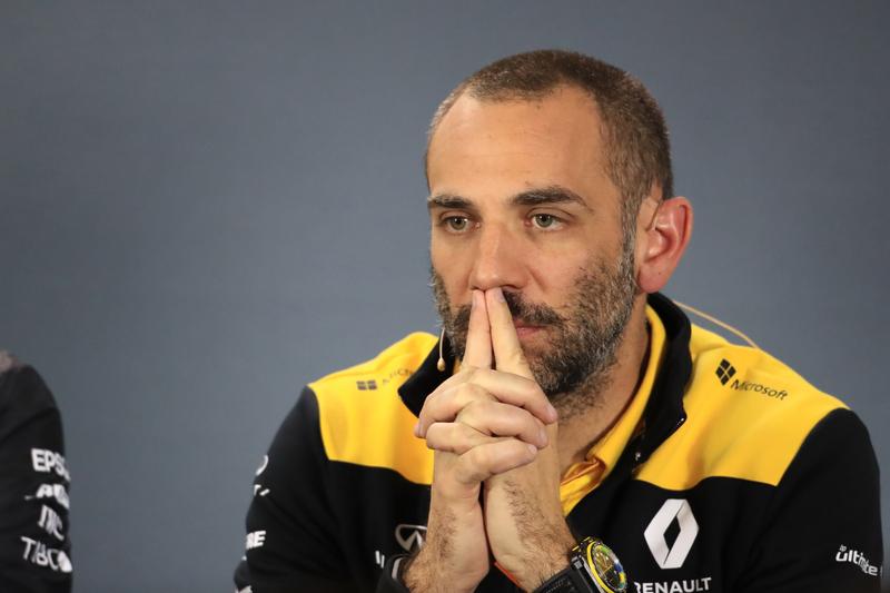 Cyril Abiteboul - Renault F1 Team at the 2019 Formula 1 Australian Grand Prix - Albert Park - Pre-Race Press Conference