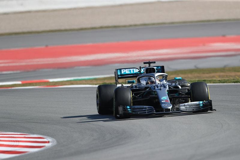 Lewis Hamilton - Formula 1 - 2019 Winter Testing