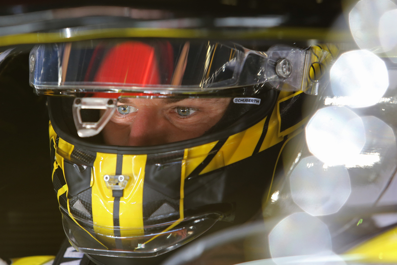 Nico Hulkenberg - Renault F1 Team at the Circuit de Barcelona-Catalunya during the third day of the second F1 2019 Pre-Season Test.