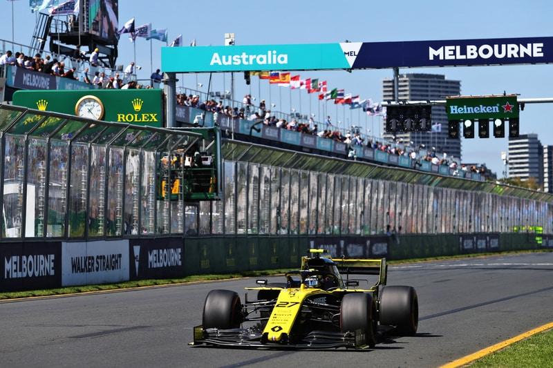 Nico Hülkenberg - Formula 1 - 2019 Australian GP